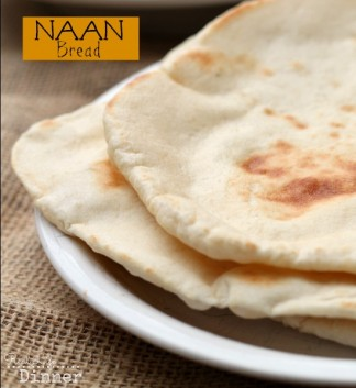 How to Make Naan Bread {Step by Step Instructions and Pictures}