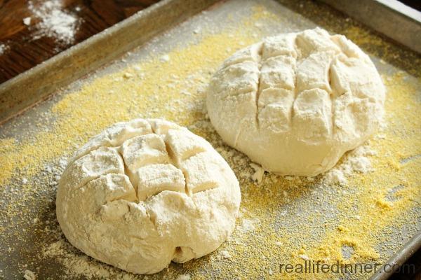 Artisan bread Step 5