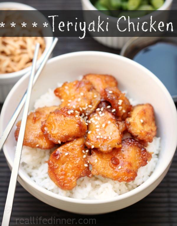 Teriyaki Chicken