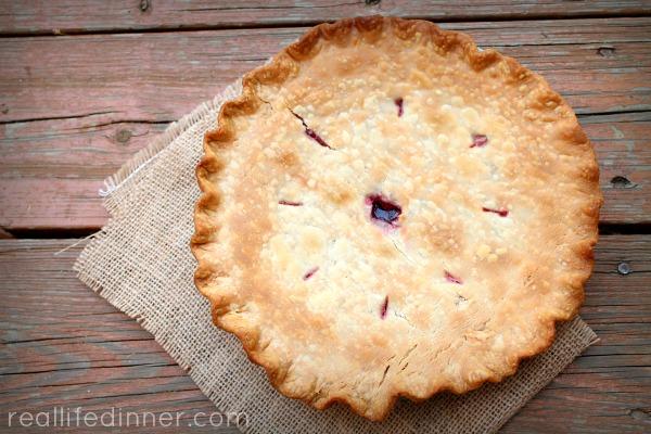 Mom's Cherry Pie