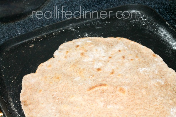 Whole Wheat Tortilla 20
