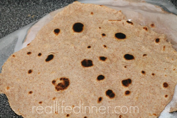 Whole Wheat Tortilla 21