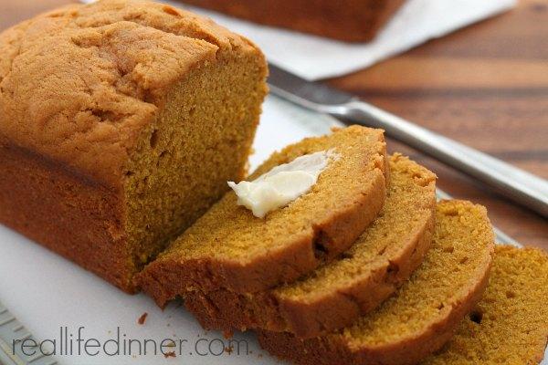 The Best Pumpkin Bread 2