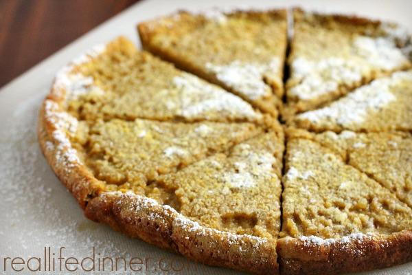 Pumpkin Pie German Pancakes 2
