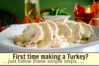 "Simple ""How to"" Tips for Cooking a Turkey…and other great Thanksgiving Recipes"