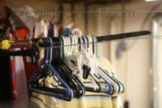 Hanger invention