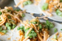 Broccoli-and-cheese-chicken-tacos-four-ingredients