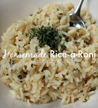Homemade Rice-a-Roni Recipe