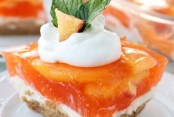 No-bake-fresh-peach-cheesecake-dessert-