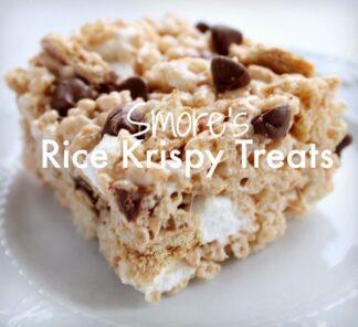 Smores-Rice-Krispy-Treats