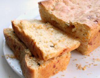 Jalapeno Cheddar Batter Bread