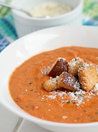 Thick-and-Creamy-Tomato-Basil-Parmesan-Soup