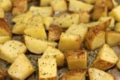 Oven-roasted-golden-butter-potatoes-recipe-