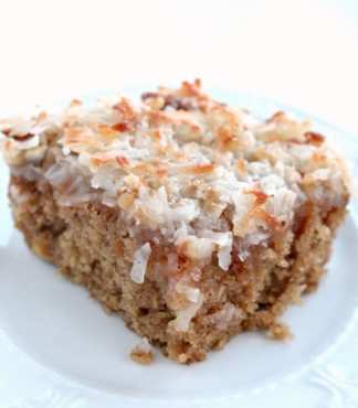 Old-Fashioned-Oatmeal-Cake-with-Broiled-Coconut-Frosting--