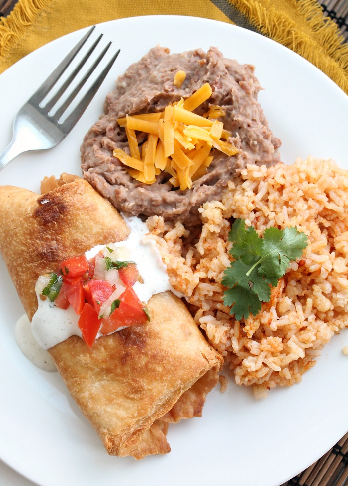 Chicken-Chimichanga-Recipe