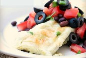 Creamy-Cilantro-Verde-Enchiladas