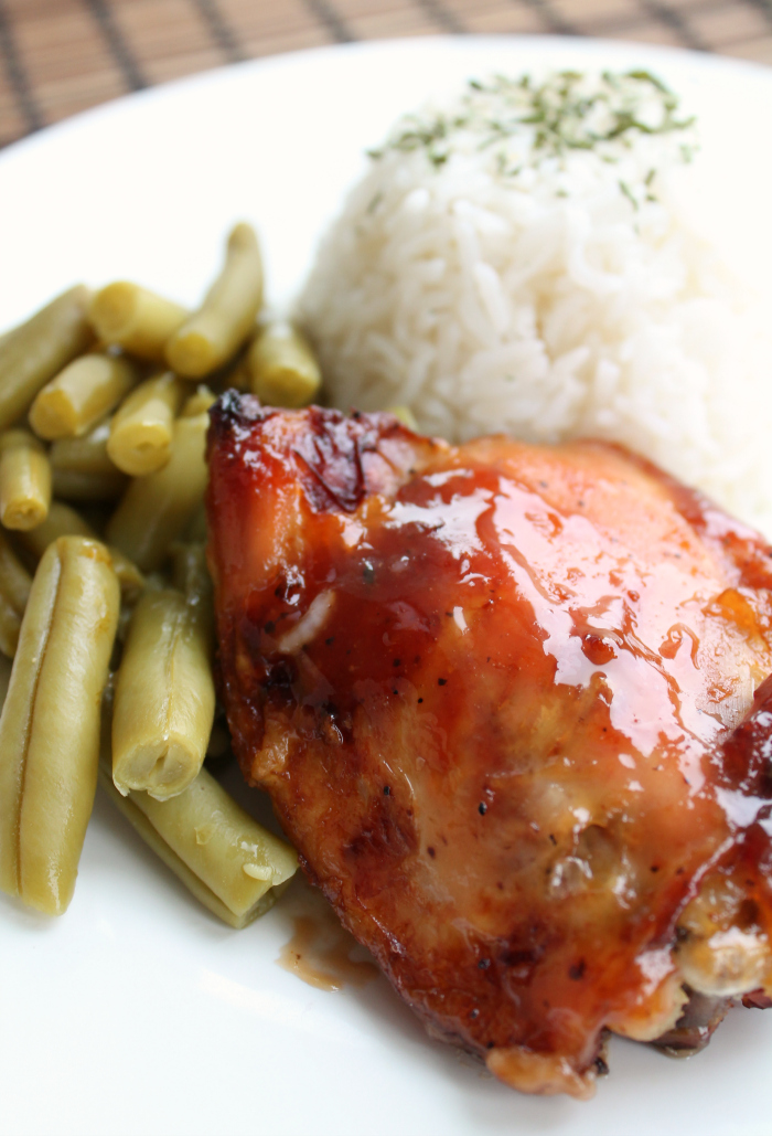 baked-sweet-and-sour-chicken-thighs