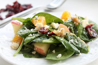 sunshine-salad-the-best- fall-salad-ever