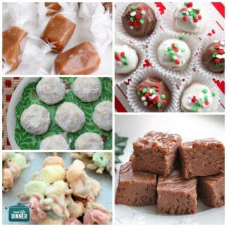 16 Fabulous Homemade Christmas Candies and Treats