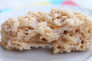 Crazy Good Caramel Rice Crispies