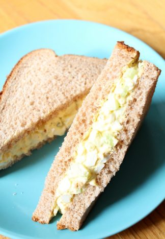 Classic Egg Salad Sandwich Filling