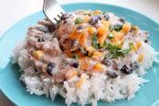 Slow-Cooker-Creamy-Verde-Chicken-4