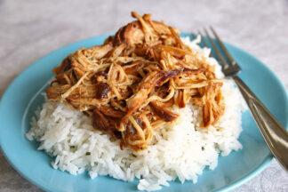 Erin's Yummy Slow Cooker Chicken