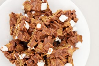 Golden Grahams S'more Bars Recipe