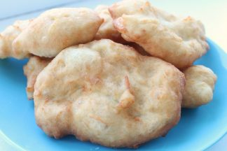Homemade Scones (Fry Bread)