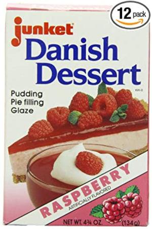 picture of a danish dessert box